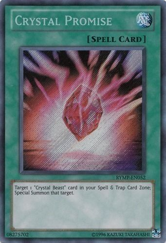 Duel Links Card: Crystal%20Promise