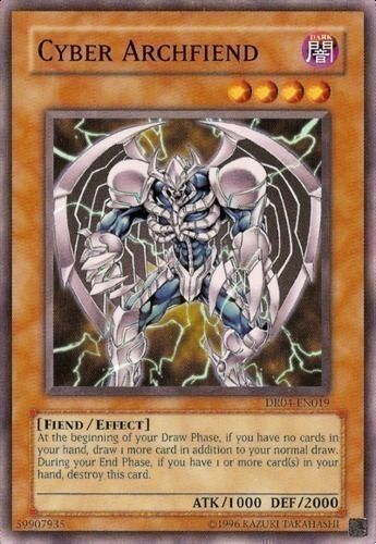 Duel Links Card: Cyber%20Archfiend