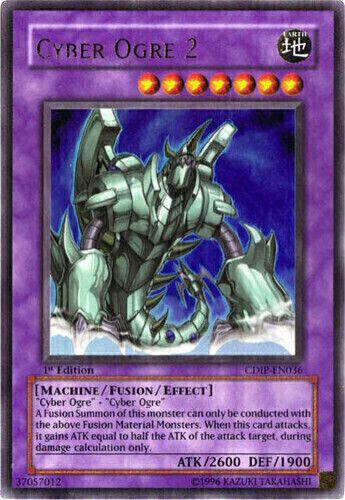 Duel Links Card: Cyber%20Ogre%202
