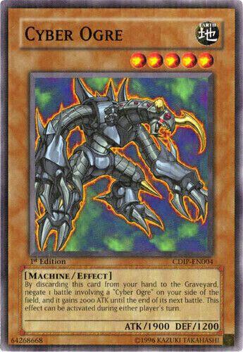 Duel Links Card: Cyber%20Ogre