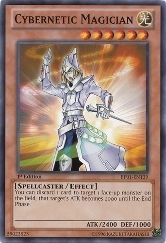 Duel Links Card: Cybernetic%20Magician