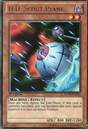 Duel Links Card: D.D.%20Scout%20Plane