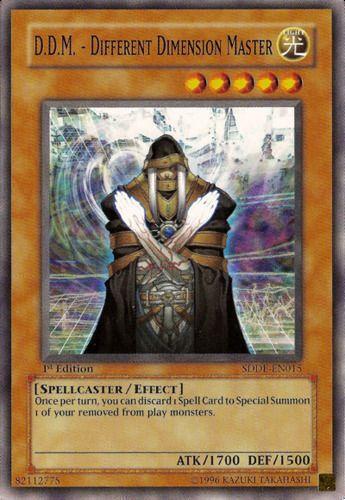 Duel Links Card: D.D.M.%20-%20Different%20Dimension%20Master