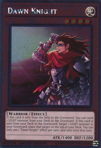 Duel Links Card: Dawn Knight