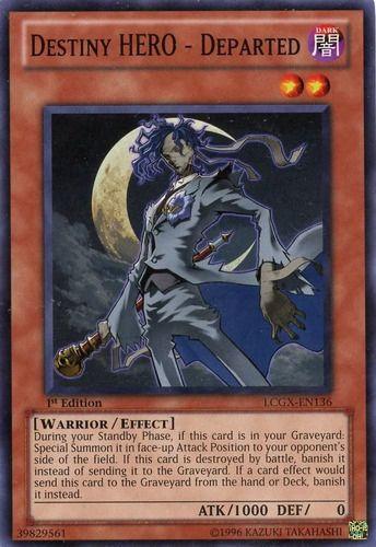 Duel Links Card: Destiny%20HERO%20-%20Departed