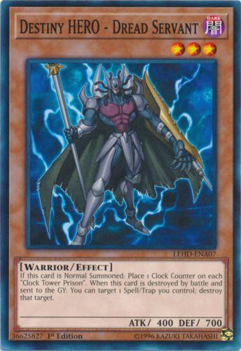 Duel Links Card: Destiny%20HERO%20-%20Dread%20Servant