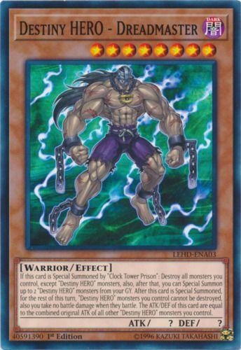 Duel Links Card: Destiny%20HERO%20-%20Dreadmaster