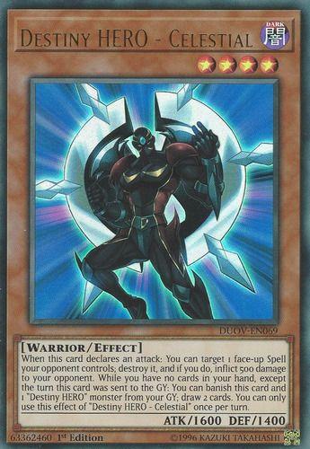 Duel Links Card: Destiny%20Hero%20-%20Celestial
