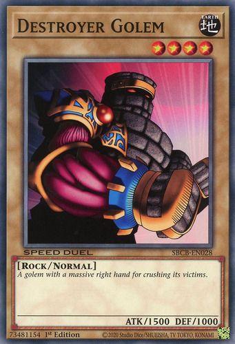 Duel Links Card: Destroyer%20Golem