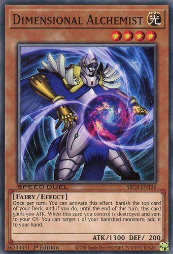 Duel Links Card: Dimensional Alchemist