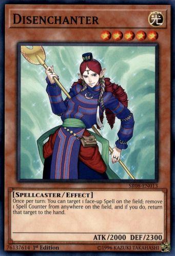 Duel Links Card: Disenchanter