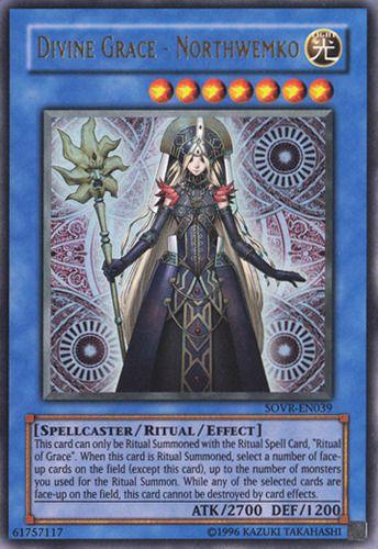 Duel Links Card: Divine Grace - Northwemko