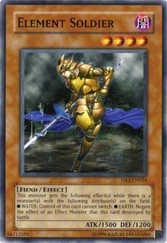 Duel Links Card: Element Soldier