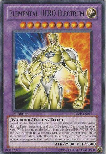 Duel Links Card: Elemental%20HERO%20Electrum
