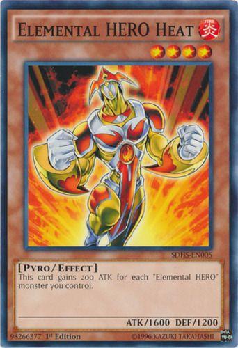 Duel Links Card: Elemental%20HERO%20Heat