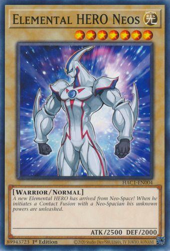 Duel Links Card: Elemental%20HERO%20Neos
