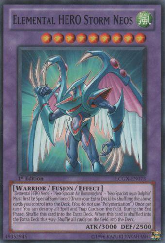 Duel Links Card: Elemental HERO Storm Neos