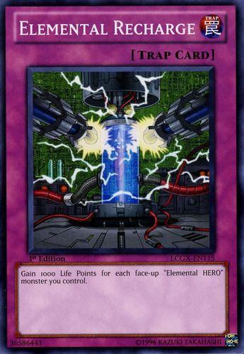 Duel Links Card: Elemental%20Recharge