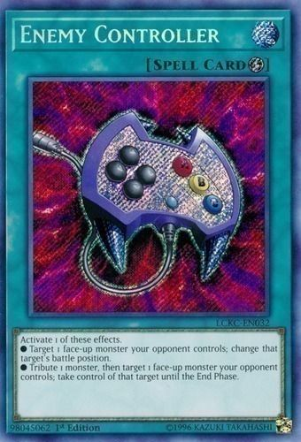 Duel Links Card: Enemy%20controller