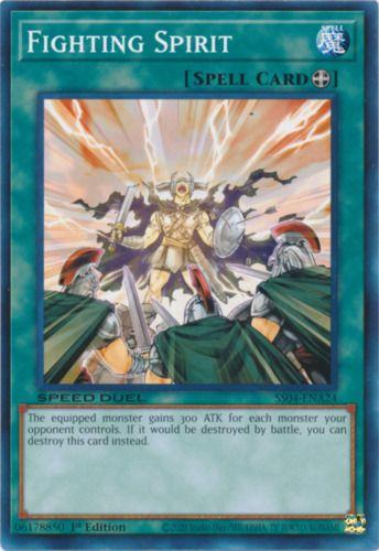 Duel Links Card: Fighting%20Spirit