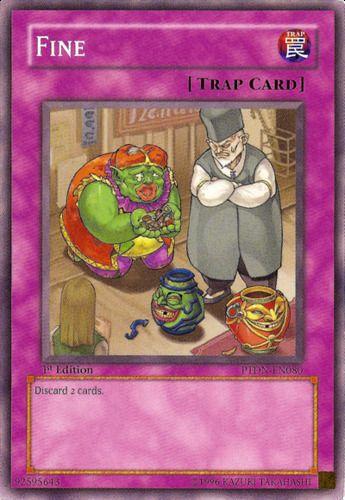 Duel Links Card: Fine
