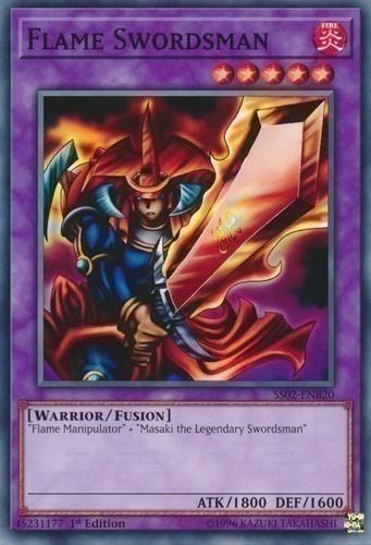 Duel Links Card: Flame%20Swordsman