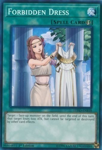 Duel Links Card: Forbidden%20Dress