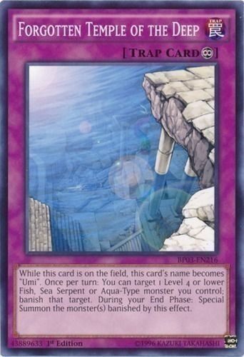Duel Links Card: Forgotten%20Temple%20of%20the%20Deep