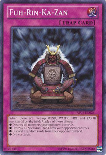 Duel Links Card: Fuh-Rin-Ka-Zan