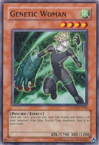 Duel Links Card: Genetic%20Woman