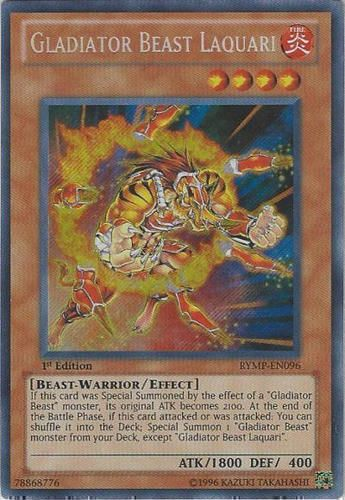 Duel Links Card: Gladiator%20Beast%20Laquari
