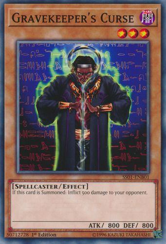 Duel Links Card: Gravekeeper's%20Curse