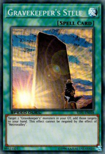 Duel Links Card: Gravekeeper's%20Stele