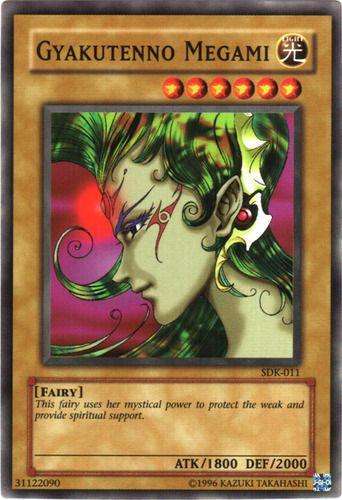 Duel Links Card: Gyakutenno%20Megami