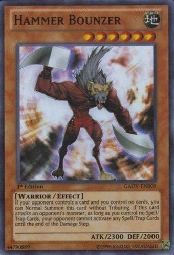 Duel Links Card: Hammer%20Bounzer