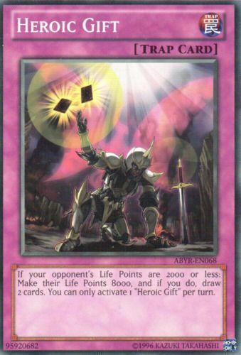 Duel Links Card: Heroic%20Gift