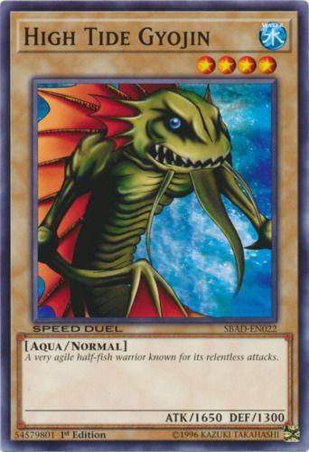 Duel Links Card: High Tide Gyojin