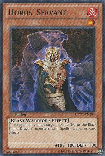 Duel Links Card: Horus'%20Servant