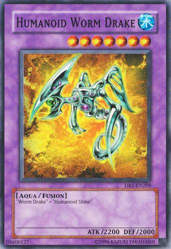 Duel Links Card: Humanoid%20Worm%20Drake