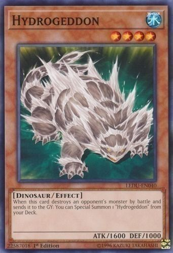 Duel Links Card: Hydrogeddon