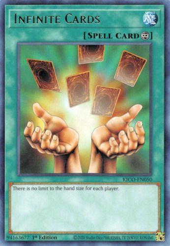 Duel Links Card: Infinite Cards
