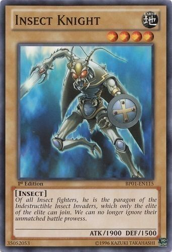 Duel Links Card: Insect Knight