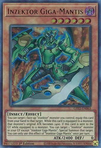 Duel Links Card: Inzektor%20Giga-Mantis