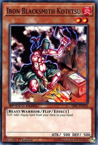 Duel Links Card: Iron%20Blacksmith%20Kotetsu