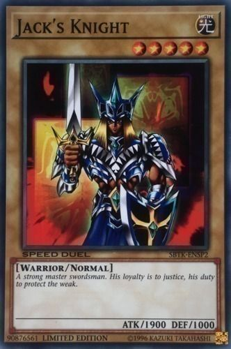 Duel Links Card: Jack's Knight