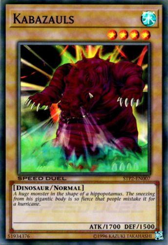 Duel Links Card: Kabazauls