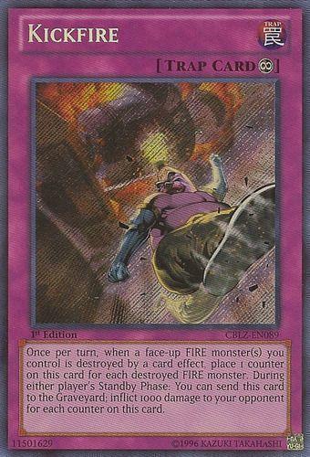 Duel Links Card: Kickfire