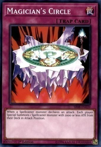 Duel Links Card: Magician's%20Circle