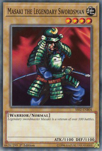 Duel Links Card: Masaki%20the%20Legendary%20Swordsman