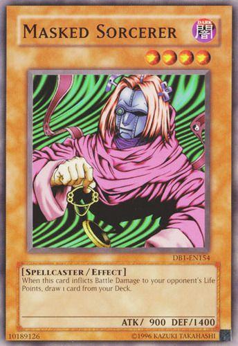Duel Links Card: Masked Sorcerer